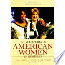 Encyclopedia of American Women in Business  M Z
