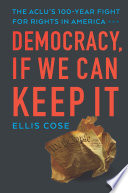 Democracy  If We Can Keep It Book PDF