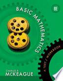 Basic Mathematics  A Text Workbook