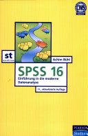 SPSS 16