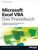 Microsoft Excel 2013 Programmierung - Das Handbuch
