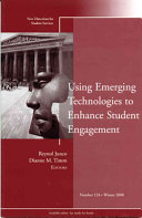 Using Emerging Technologies to Enhance Student Engagement