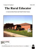 The Rural Educator
