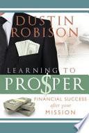 Learning to Prosper
