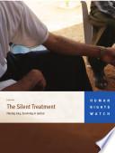 Jordan  the Silent Treatment Book PDF