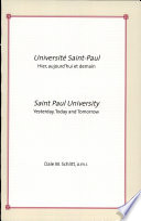 Universite Saint-Paul