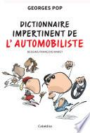 illustration du livre Dictionnaire impertinent de l'automobiliste