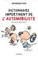 illustration Dictionnaire impertinent de l'automobiliste