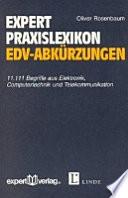 Expert Praxislexikon EDV-Abkürzungen