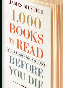 download ebook 1,000 books to read before you die pdf epub