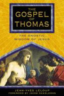 download ebook the gospel of thomas pdf epub