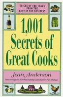 1 001 Secrets of Great Cooks