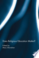 Does Religious Education Matter