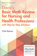 Davis s Basic Math Review for Nurses