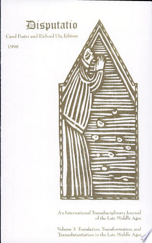 Disputatio Vol 3 - ISBN:9780810116467