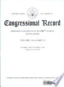 Congressional Record V 146 Pt 15 October 6 2000 To October 12 2000