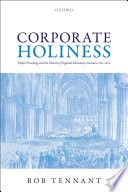 Corporate Holiness