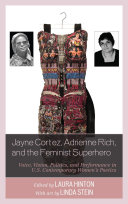 download ebook jayne cortez, adrienne rich, and the feminist superhero pdf epub