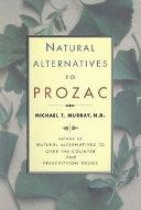 Natural Alternatives P Rozac To Prozac