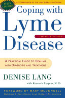 Coping with Lyme Disease  Third Edition