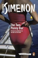 The Two-Penny Bar Summer In Georges Simenon S Twisted Tale Book