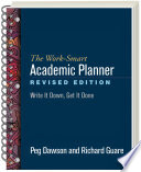 The Work Smart Academic Planner Revised Edition
