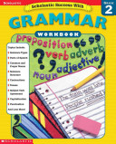 Scholastic Success with Grammar Grade 2