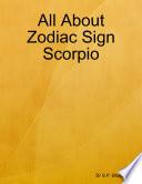 All About Zodiac Sign Scorpio