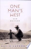 One Man S West