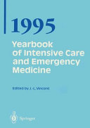 Yearbook of Intensive Care and Emergency Medicine Book