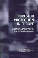 Investor Protection in Europe