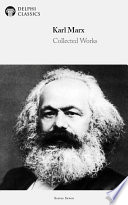 Delphi Collected Works Of Karl Marx Illustrated  book