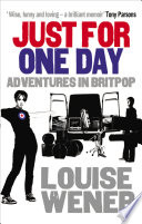 Just For One Day book