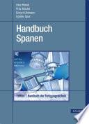 Handbuch Spanen und Abtragen