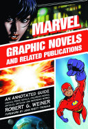 Marvel Graphic Novels and Related Publications Book