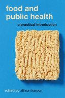 download ebook food and public health pdf epub