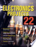 Electronics Projects Vol  22  With CD