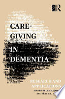 Care Giving in Dementia