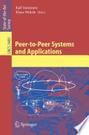 Peer-to-Peer Systems and Applications