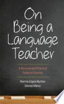 On Being A Language Teacher