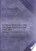 Le Jeton Historique Des Dix-Sept Provinces Des Pays-Bas