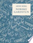 NORSKE GARDSTUN