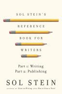 Sol Stein s Reference Book for Writers