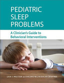 Pediatric Sleep Problems