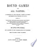 Round Games for All Parties Book PDF