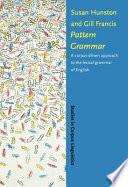 Pattern Grammar