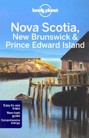Nova Scotia  New Brunswick   Prince Edward Island