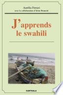 J apprends le swahili  avec DVD