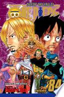 One Piece  Vol  84