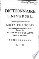 Dictionnaire Universel